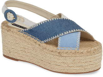 Alice + Olivia Fayen Platform Sandal