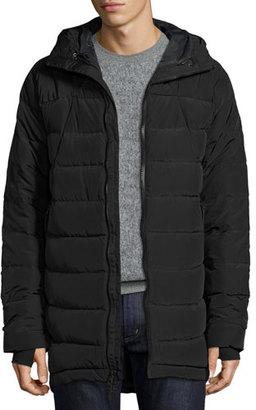 The North Face Kanatak Parka Coat, Black $299 thestylecure.com