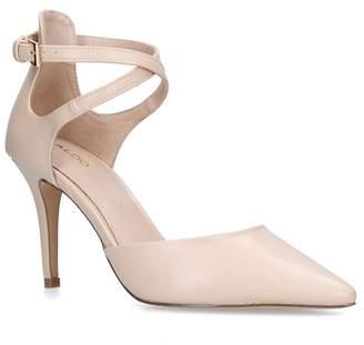 a7c1ab4b885 at Debenhams · Aldo - Cream  Thaecia  High Heel Court Shoes