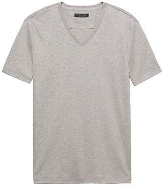 Banana Republic Luxury-Touch V-Neck T-Shirt