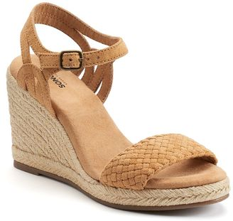 SONOMA Goods for LifeTM Anet Women's Espadrille Wedge Sandals $59.99 thestylecure.com