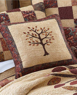 American Heritage Textiles Autumn Tree Of Life Decorative Pillow Bedding