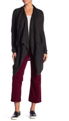 Joe Fresh Cascade Open Front Cardigan