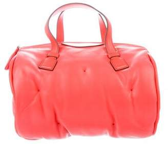 Anya Hindmarch Leather Chubby Barrel Tote w/ Tags