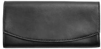 Skagen Dinesen Flap Leather Wallet