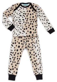 Baby's Two-Piece Printed Pajama Set $53 thestylecure.com