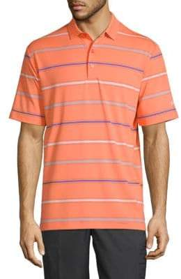 Callaway Opti-Dri Road Map Stripe Polo