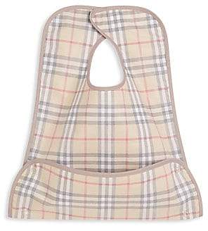 Burberry Iconic Check Bib