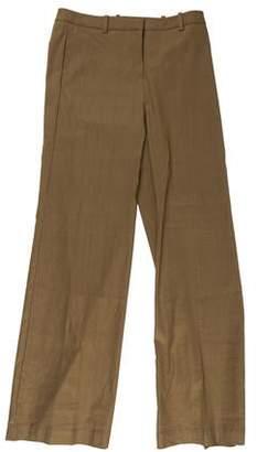 Ilaria Nistri High-Rise Wide-Leg Pants