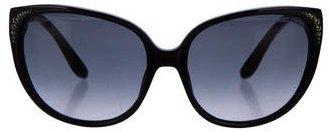 Jimmy ChooJimmy Choo Oversize Gradient Sunglasses