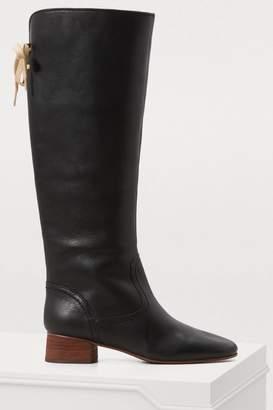 See by Chloe Lara boots