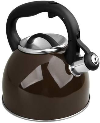 2.5L Brown Bonn Whistling Kettle