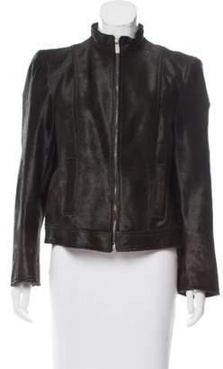 Gucci Ponyhair Jacket