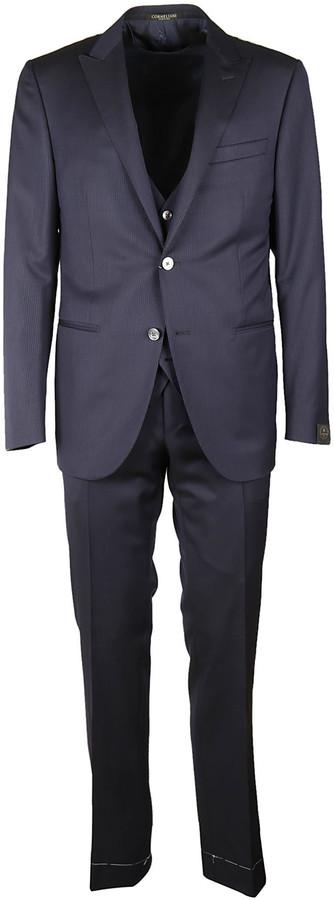 CornelianiCorneliani Stripe Suit