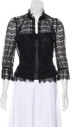 Milly Lace Cardigan Set