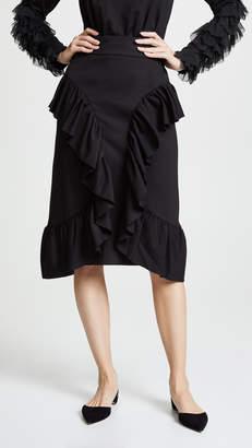 RHIE Ruffle Skirt