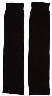 Rick Owens Woven Arm Warmers