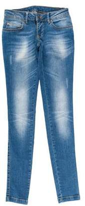 Anine Bing Low-Rise Jeans
