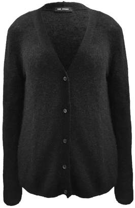 THE AVANT - Winter Nights Cardigan in Charcoal