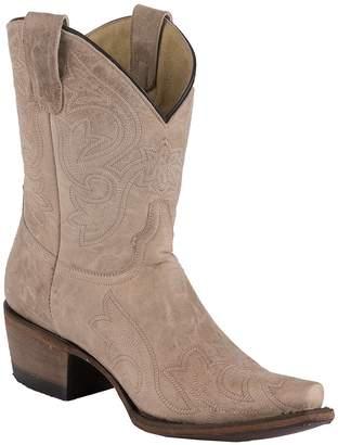 Lane Boots Desert Bud Leather Cowboy Boot