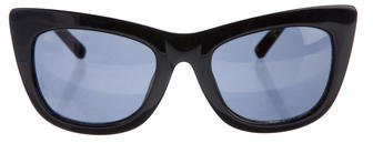 3.1 Phillip Lim 3.1 Phillip Lim Cat 4 Tinted Sunglasses