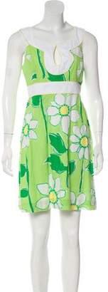 Lilly Pulitzer Sleeveless Knee-Length Dress