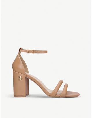 Kurt Geiger Frankie faux-leather sandals