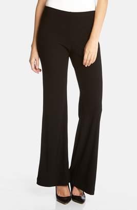 Karen Kane Wide Leg Crepe Pants