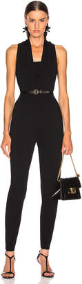 Stella McCartney All In One Strong Jumpsuit in Black | FWRD