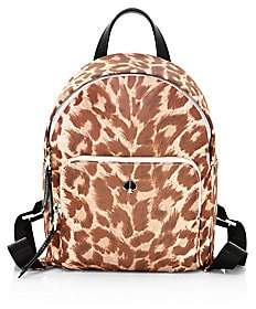 Kate Spade Women's Small Taylor Leopard-Print Backpack