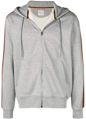 Paul Smith zipped hooded sweatshirt