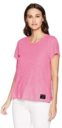 Calvin Klein Women's Essential T-Shirt Crew Neck