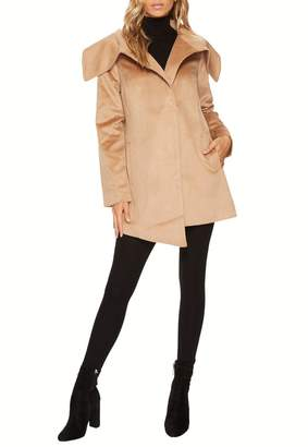 BB Dakota Henry Asymetrical Coat