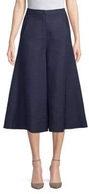 Valentino Classic Linen Culottes