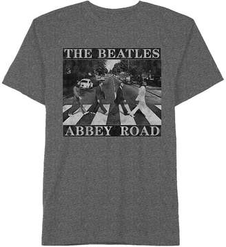Novelty T-Shirts Beatles Abbey Road Graphic Tee