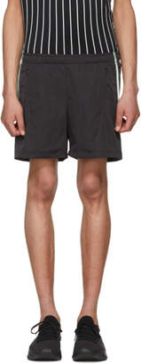 Cottweiler Black Contrast Binding Signature 2.0 Shorts
