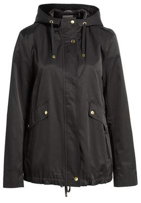 Cole Haan A-Line Jacket with Hood