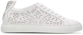 Sophia Webster cut out sneakers