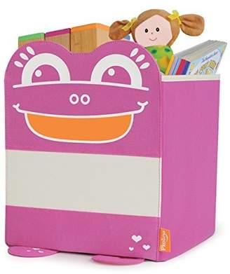 P'kolino Mess Eaters Shelf Storage Bins, Pink by
