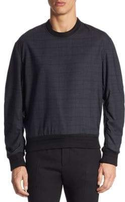 Solid Homme Crewneck Sweatshirt
