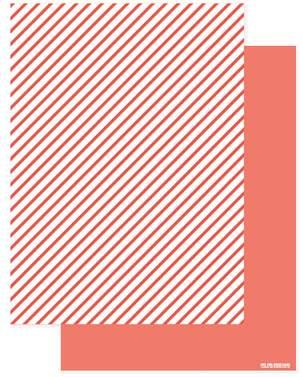 Candy Stripe Wrap