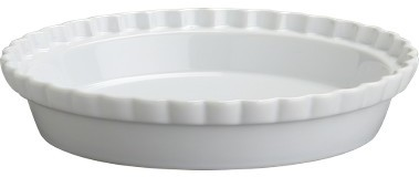 Fluted Pie Dish