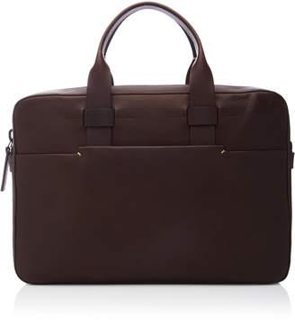 Troubadour Trailblazer Leather Briefcase