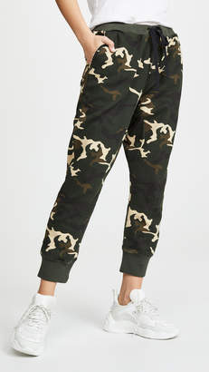 The Upside Camo Track Pants