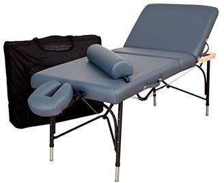 Equipment Oakworks PKG7109-T01 Alliance Aluminum Massage Table and Essential Package