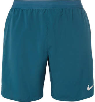 Nike Running Flex Distance Dri-Fit Mesh Shorts