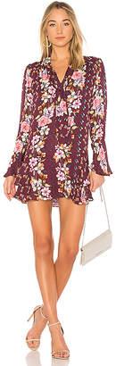Parker Cathryn Floral Dress