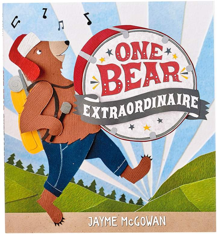 One Bear Extraordinaire