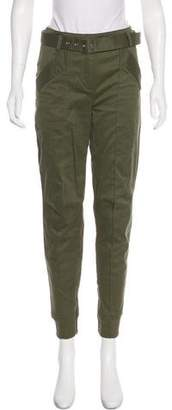 Jason Wu Grey by Belted Mid-Rise Pant