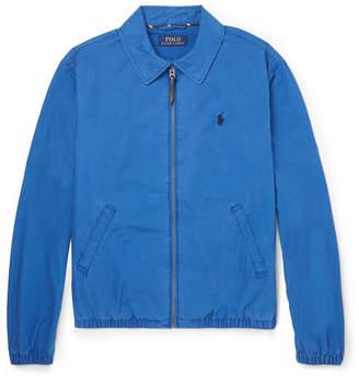Polo Ralph Lauren Cotton-Twill Jacket